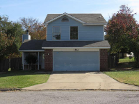 1502 Heather Pl, Barling, AR 72923 Foreclosure