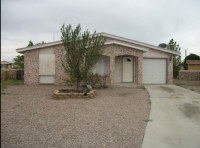 14072 GOLDEN BARREL PLACE, HORIZON CITY, TX 79928
