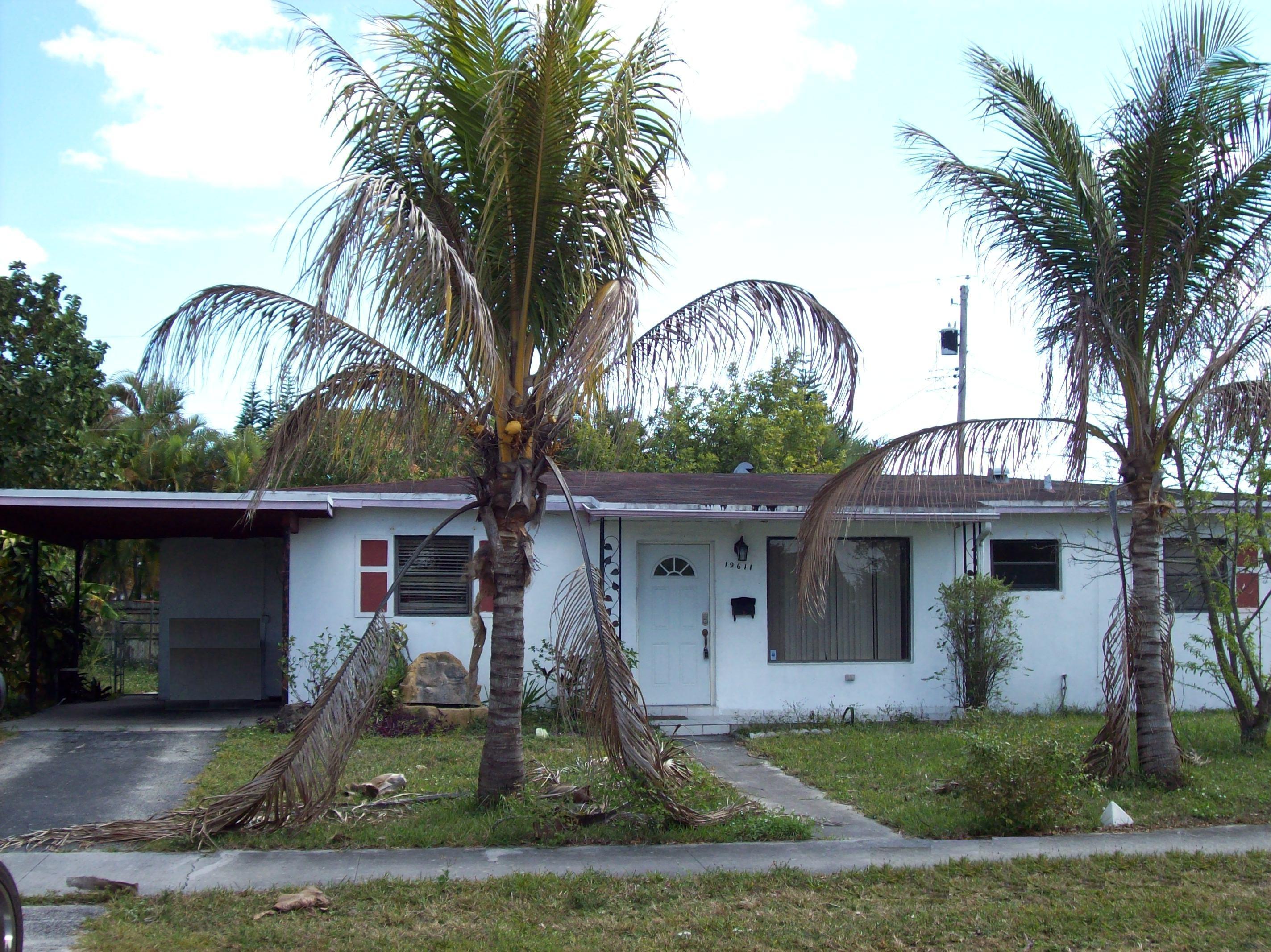 19611 Northwest 42nd Avenue Miami Gardens Fl 33055