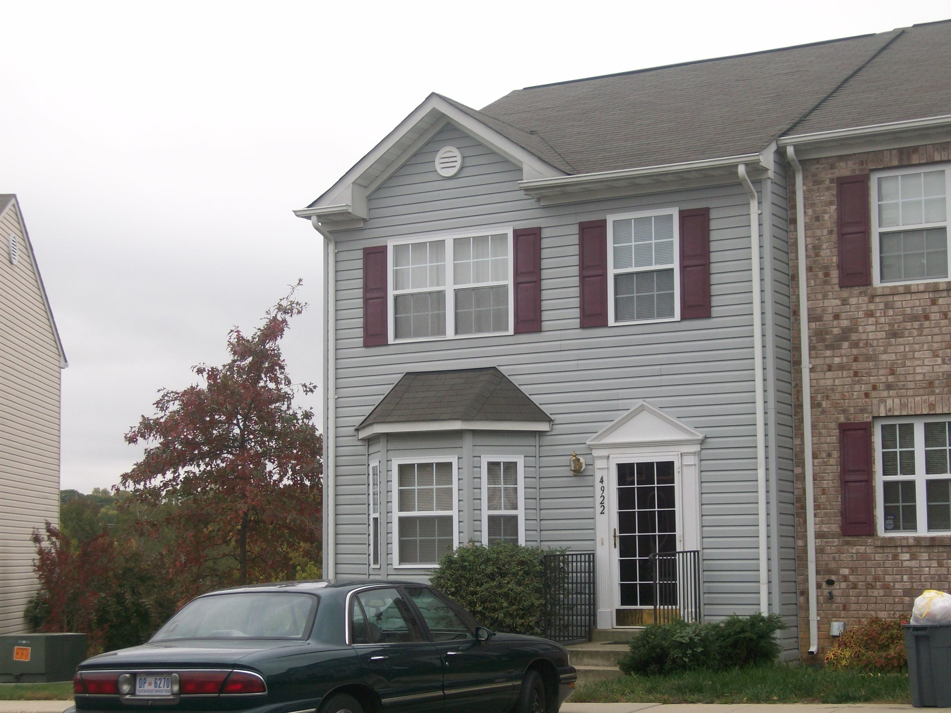 cheap town houses in maryland