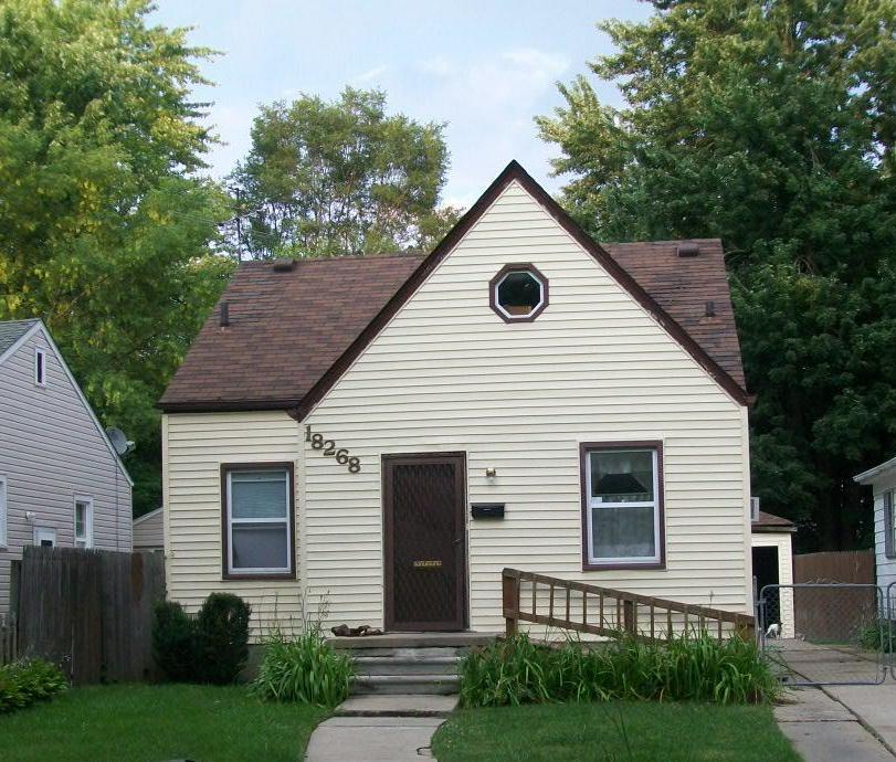 18268 stout street detroit mi 48219 foreclosed home