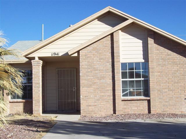 11941 Willowmist Avenue, EL PASO, TX 79936