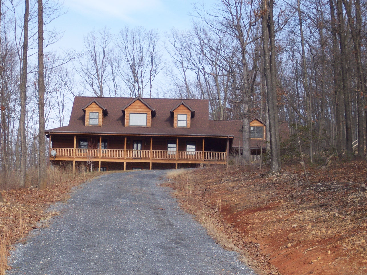 256 Log Cabin Drive Stanley Va 22851 Foreclosed Home